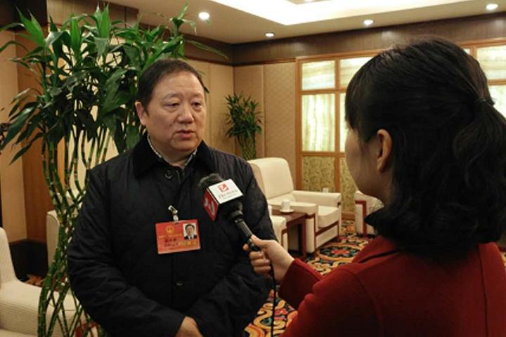 俞学锋代表:创新是我们走向国际市场的核心利器