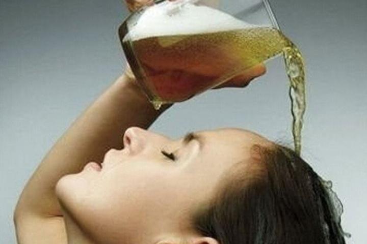 妙饮啤酒,保健美容