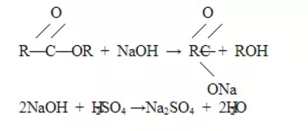 白酒酿造分子式