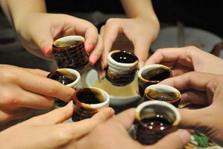 春节期间酒类消费明显上升