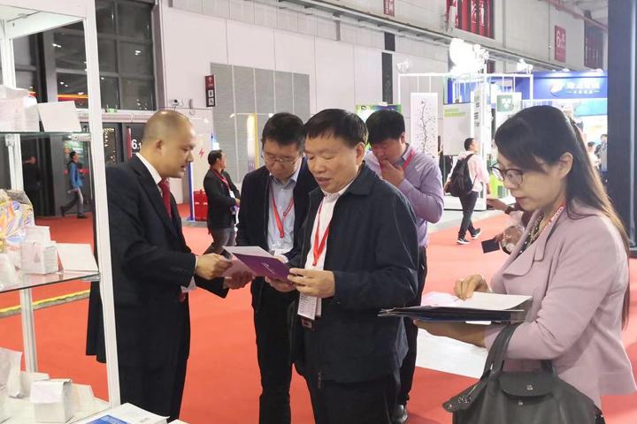 安琪酿造亮相参展第14届中国国际酒业博览会